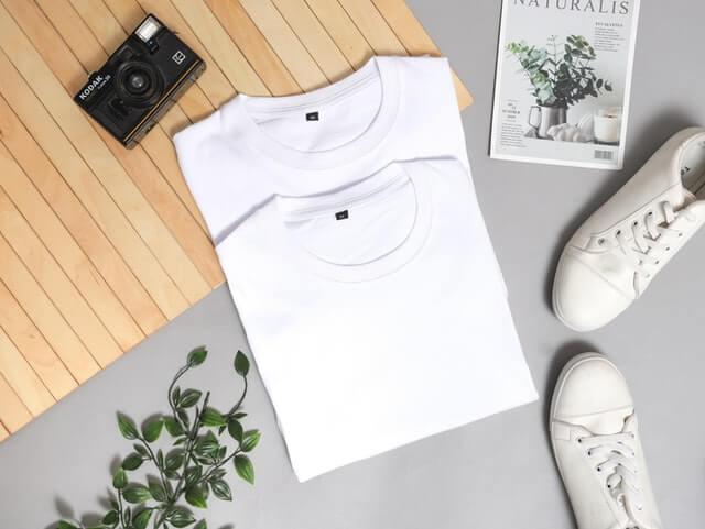 tshirts white