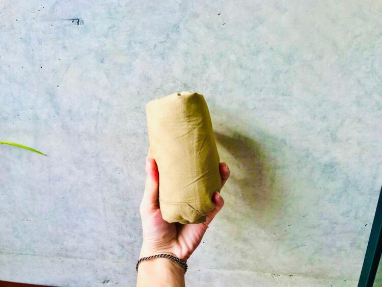 無印良品 インド綿洗いざらしポプリンショートパンツ