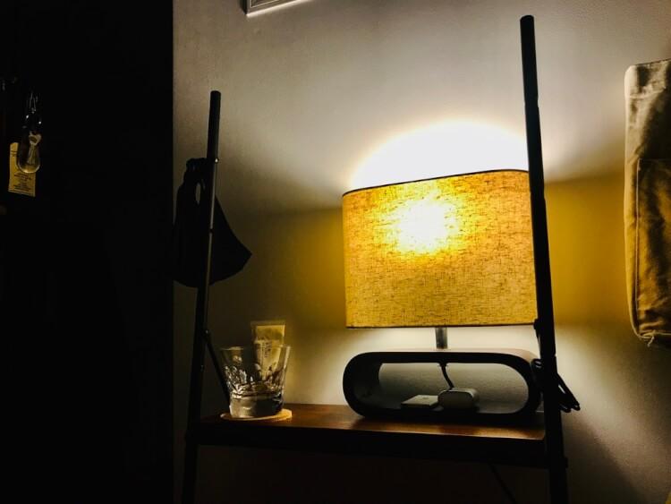 間接照明 ニトリ